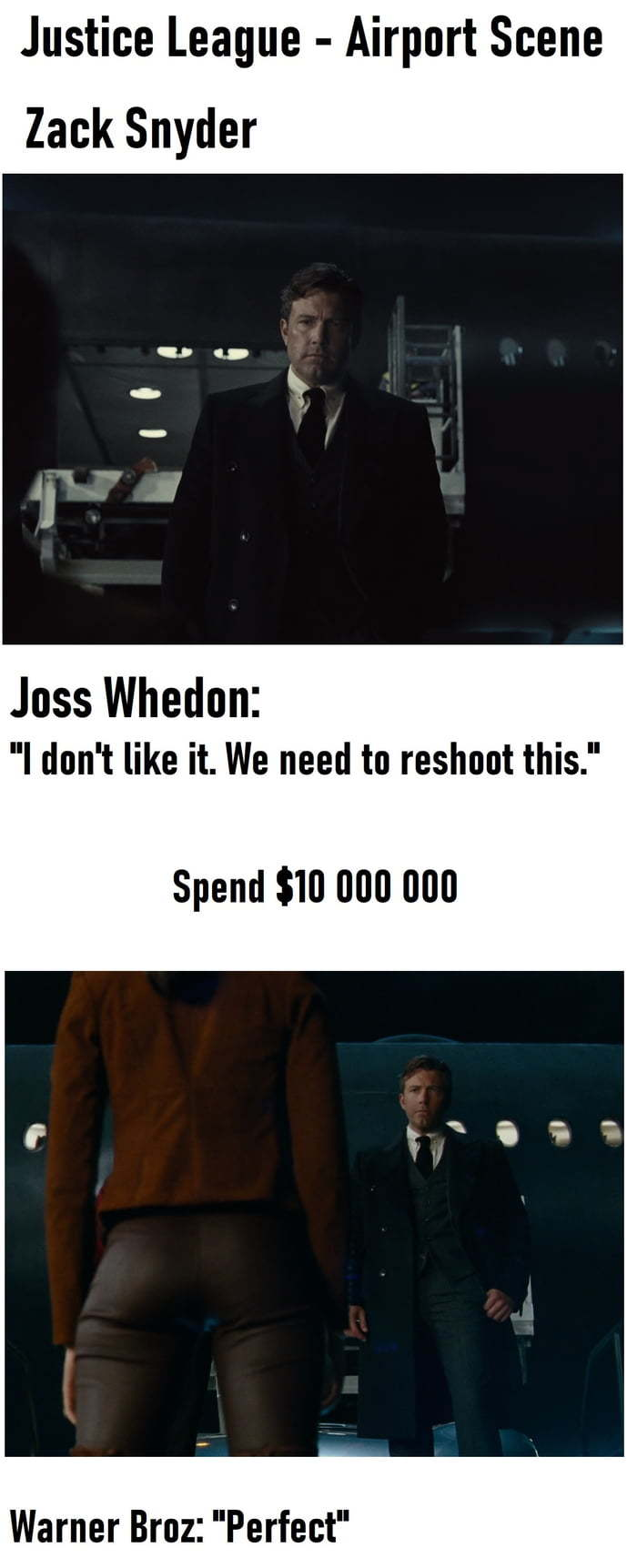 Well done, Joss - meme