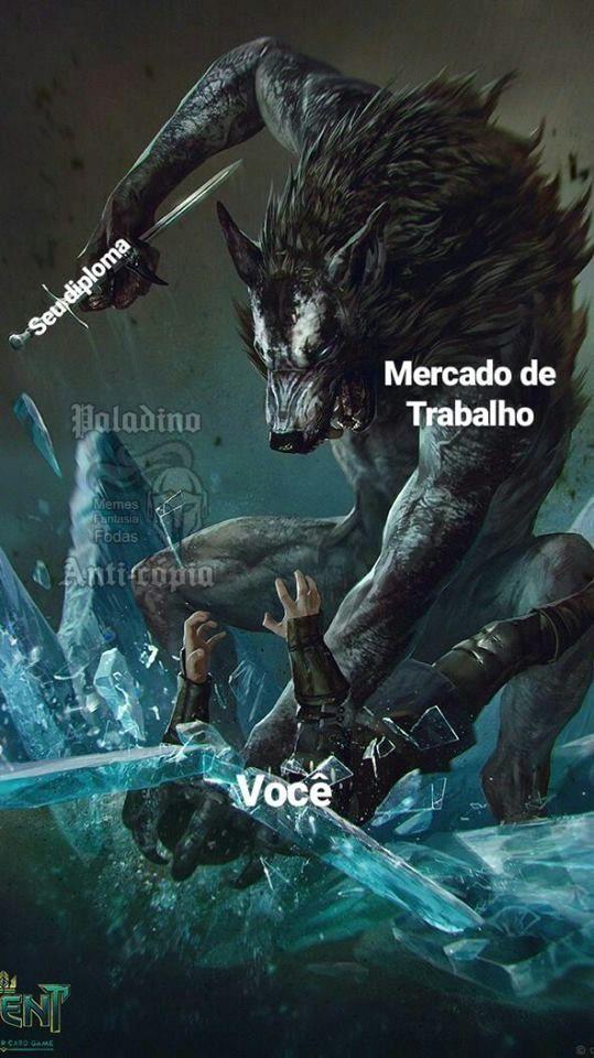 Trabaio - meme