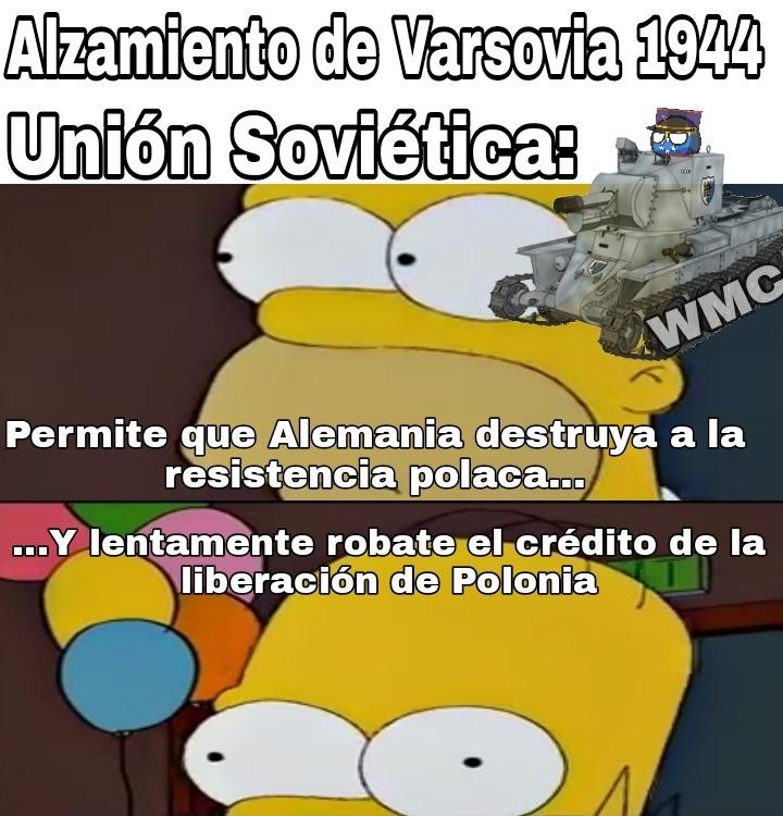 Putos comunistas - meme