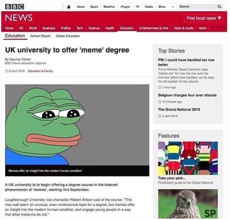 PhD in Memes
