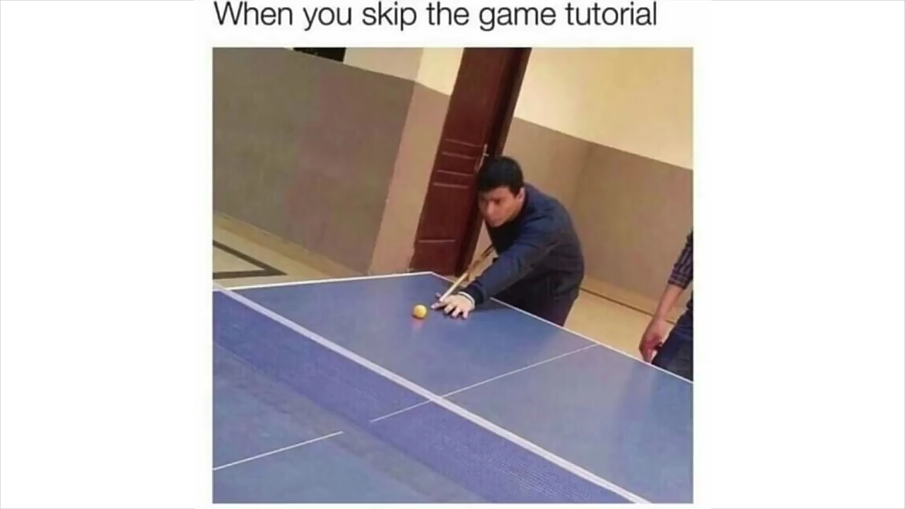 Me playing some new shit and don't know what im doing vause i skiped tutorial - meme