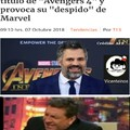 Me agradaba el actor.