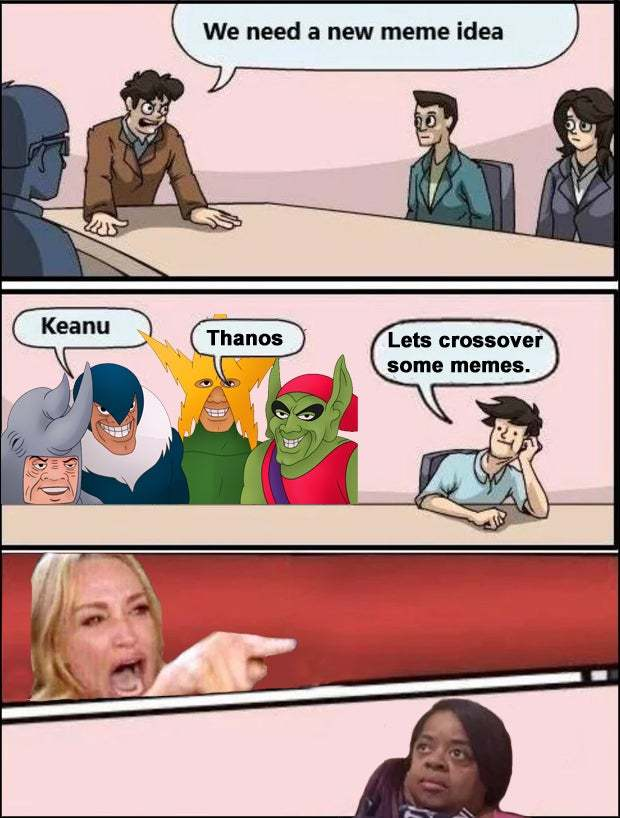 Cross Memes