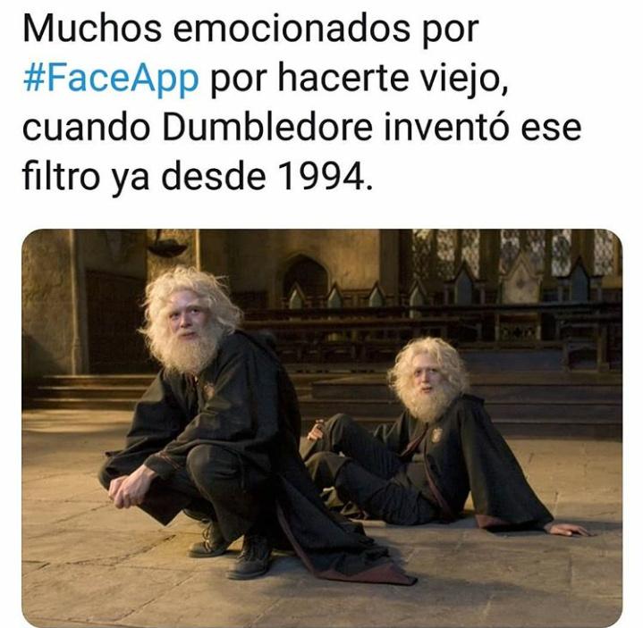 Clásico de harry potter - meme