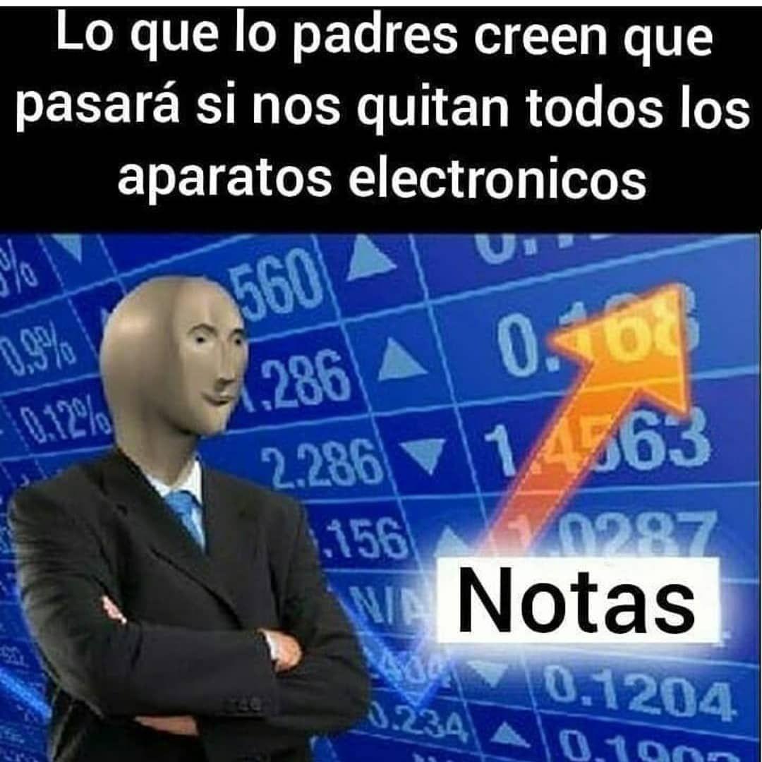 Notas - meme