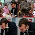 Macron le passionné