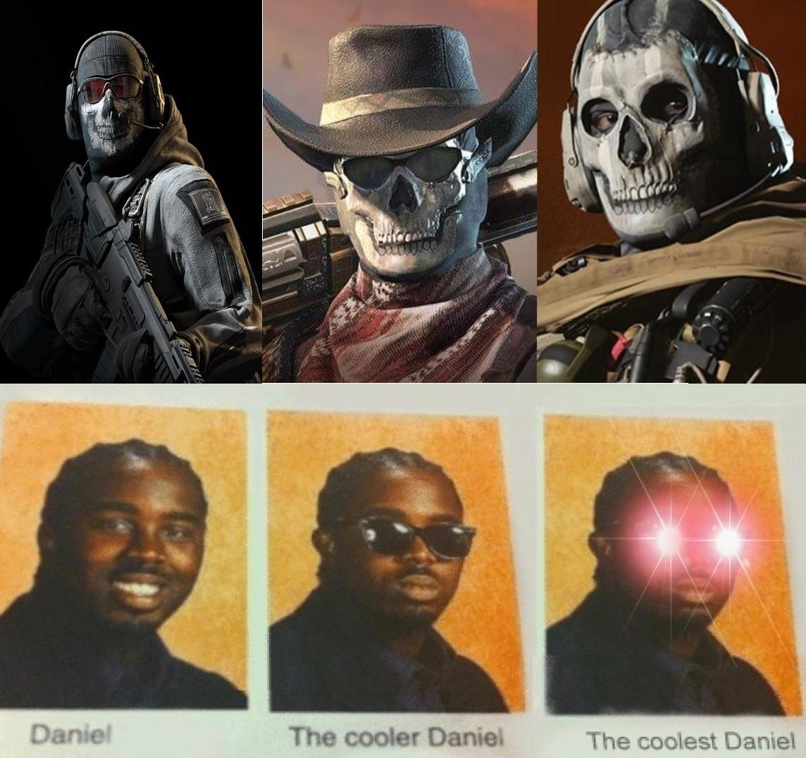 Ghost era un dios? - meme