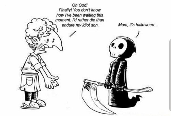 Bad family dynamic - meme