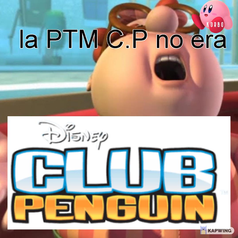 LA PTM - meme