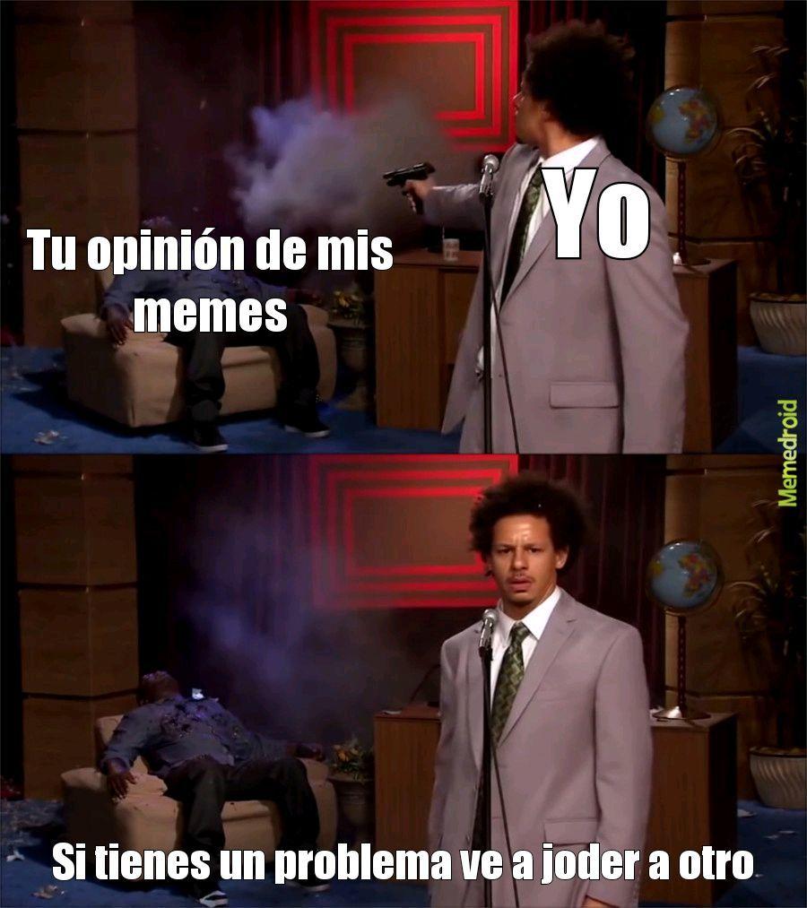 Fuck you - meme
