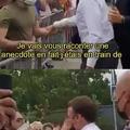 Macron giflé dans la Drôme