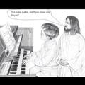 Save Me Jebus ! -homer simpson's voice-