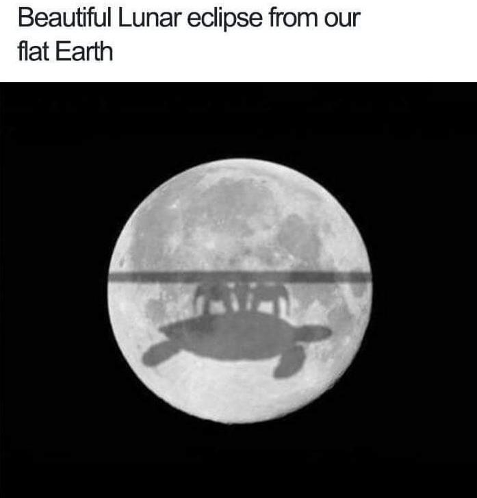 Ah yea still remember my last eclipse - meme