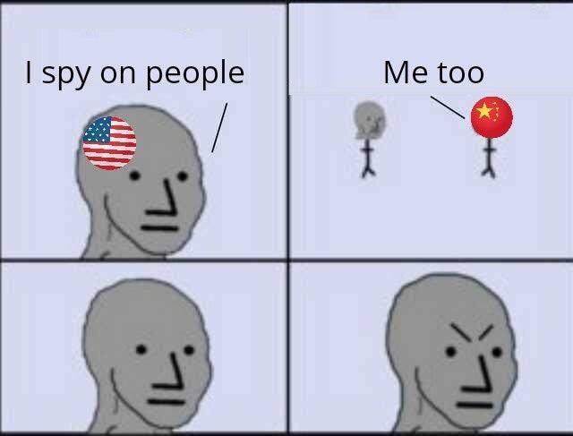 Espionner les gens - meme