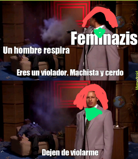 Feminista moderna be like: - meme