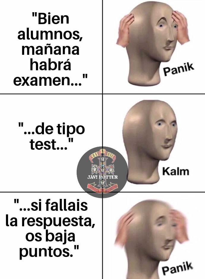 Pto profe de Geografía - meme