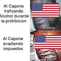 Al Capone, Famoso Gangster de 1930, fue atrapado por no pagar impuestos