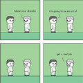 This comic isent funny to me
