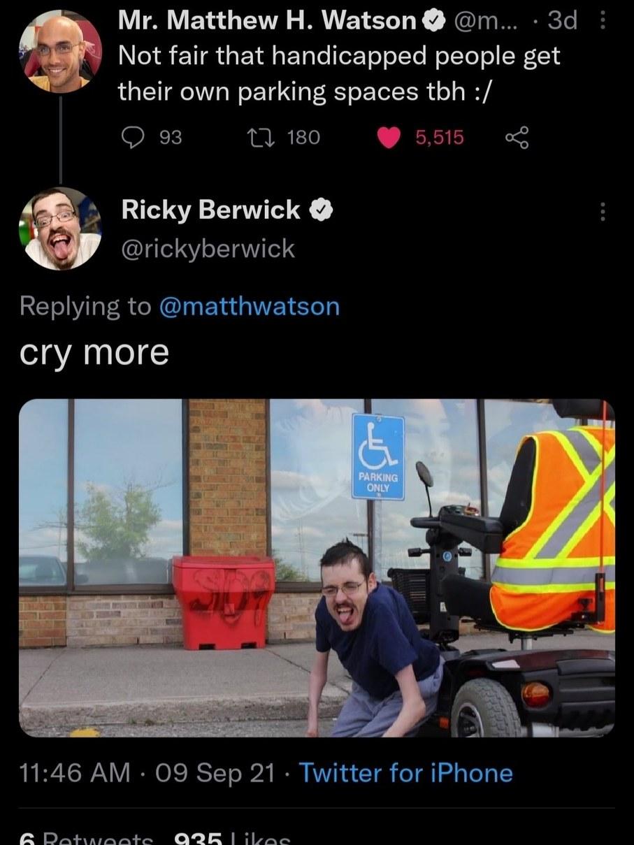 Cry more - meme