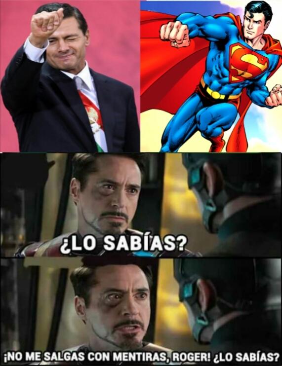 Créditos: Yo Mero Marinero:haters: - meme