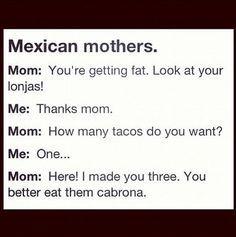My mom - meme