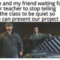 Modern Warfare project