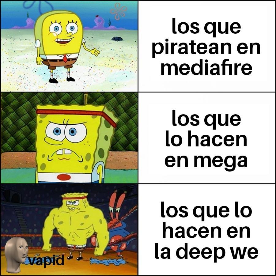 Piratas - meme