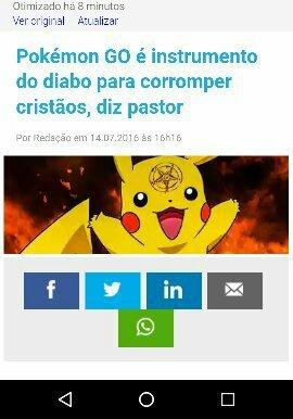 Pokemon Go do çatanais - meme
