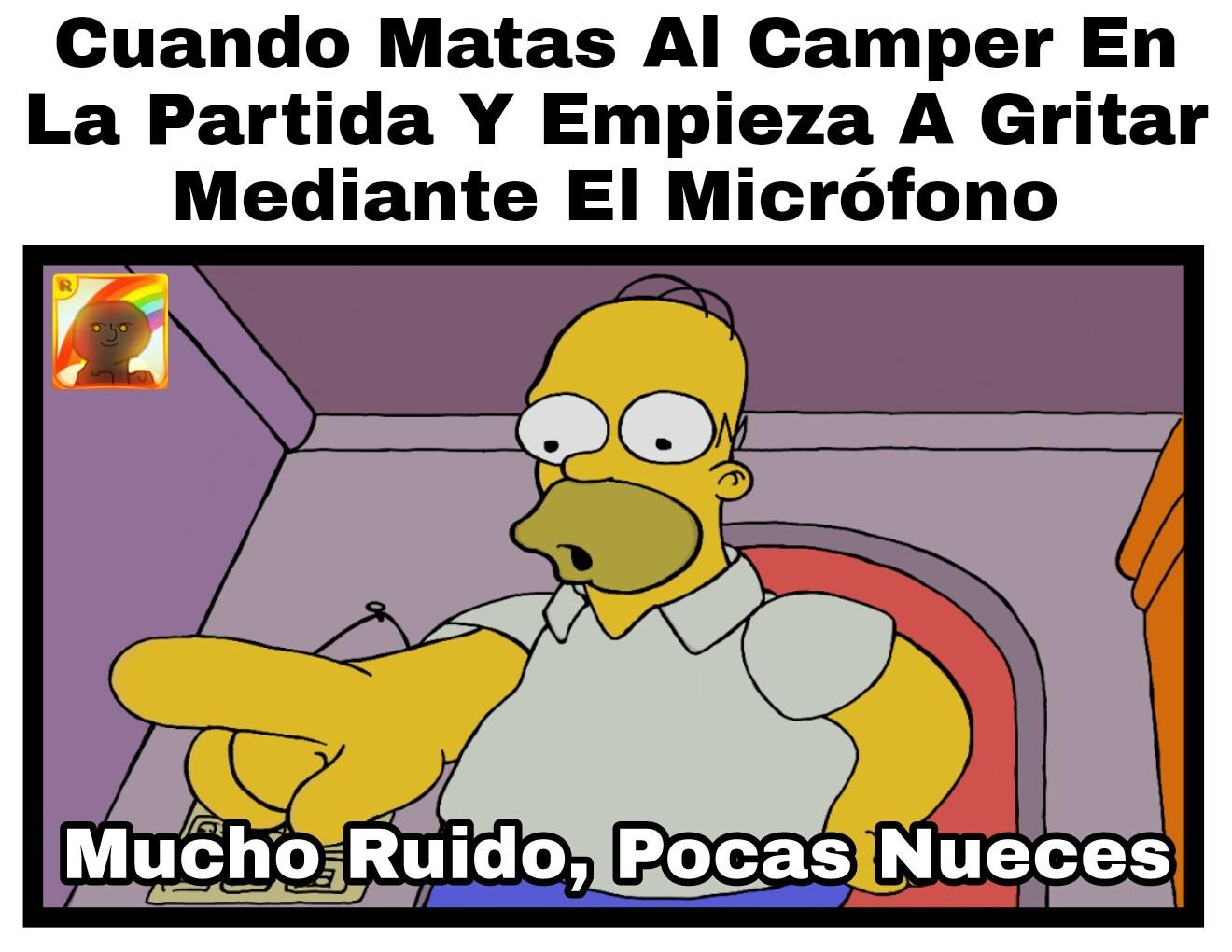 Camper Ruidoso - meme