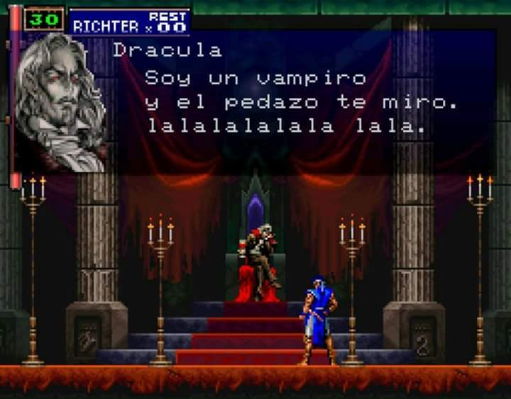 Me piro vampiro - meme
