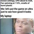 Damn laptop