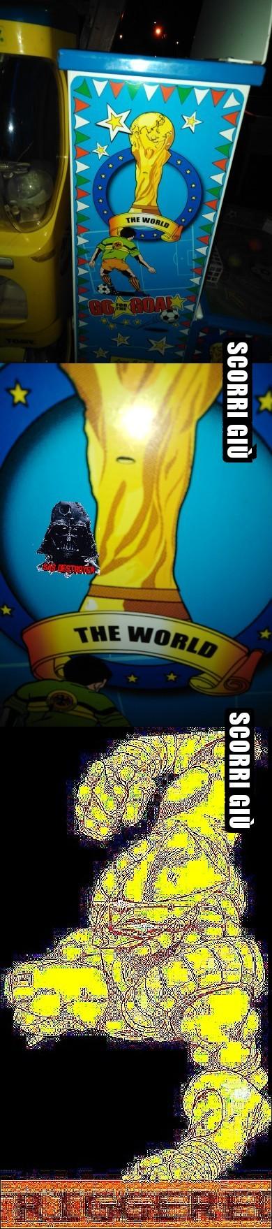 Ecco il Za Warudo della Lidl - meme