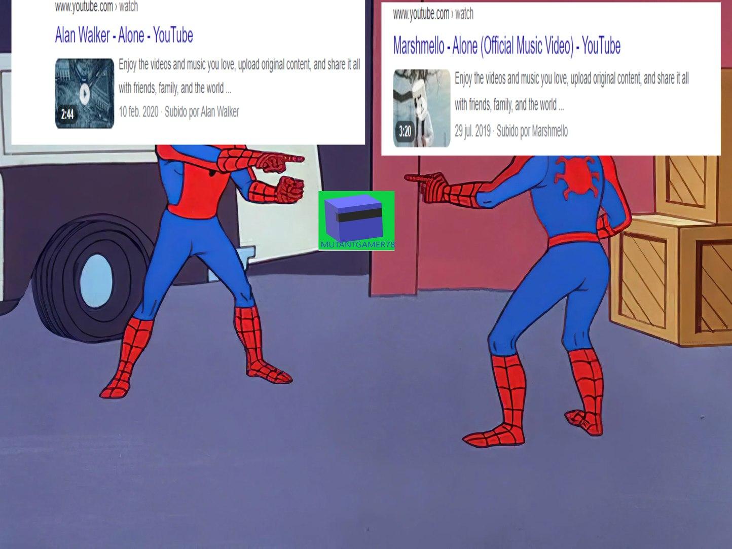 las dos son buenas - meme