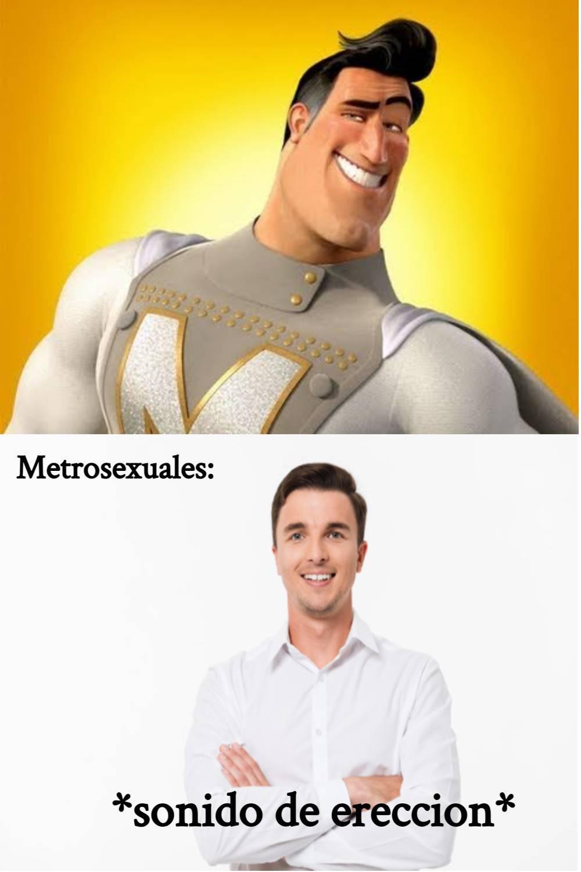 metroman - meme