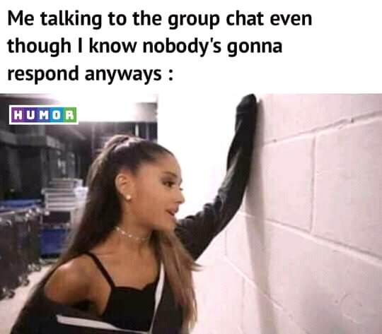 I know - meme