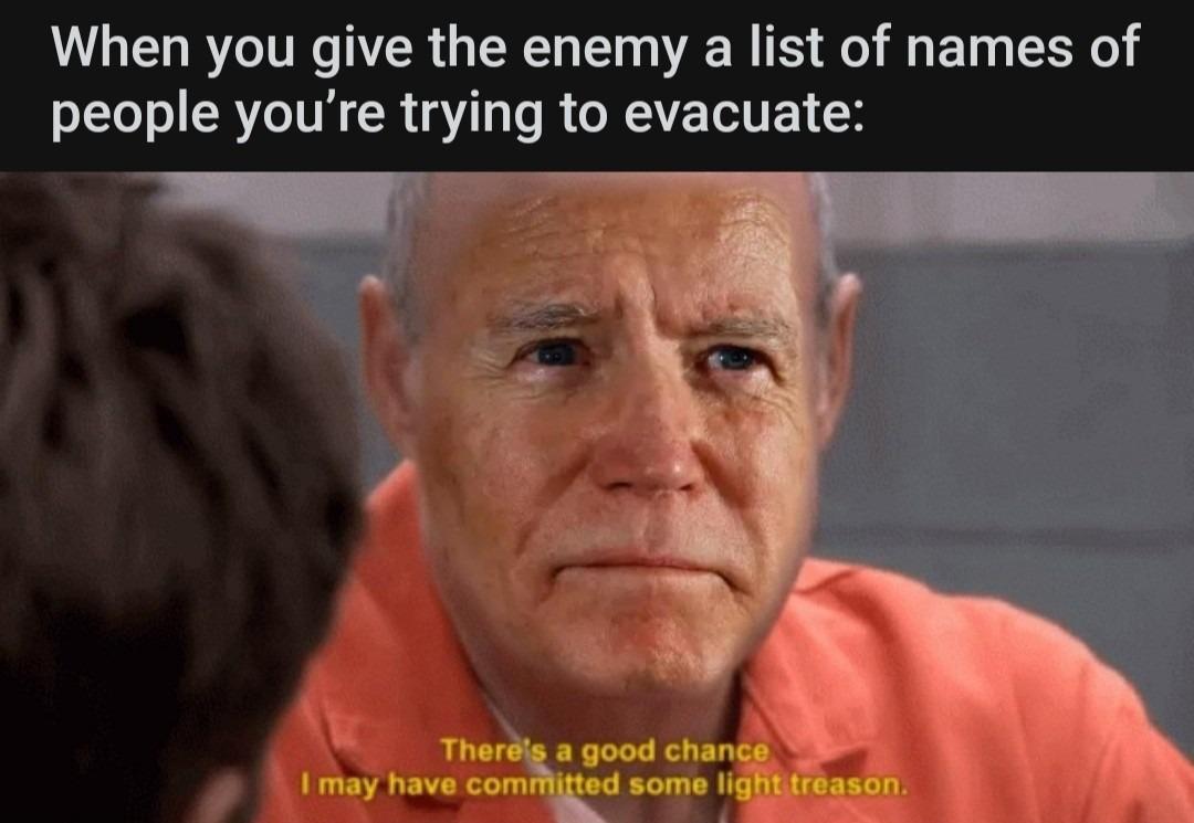 Title is stuck in Afghanistan. Please pray. - meme