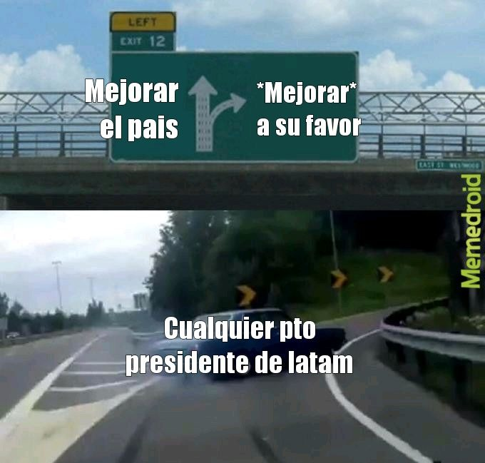 Saquenme de latianomerica :( - meme