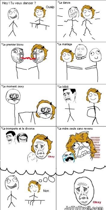 ha ça explique pourquoi tu es célibataire ! - meme