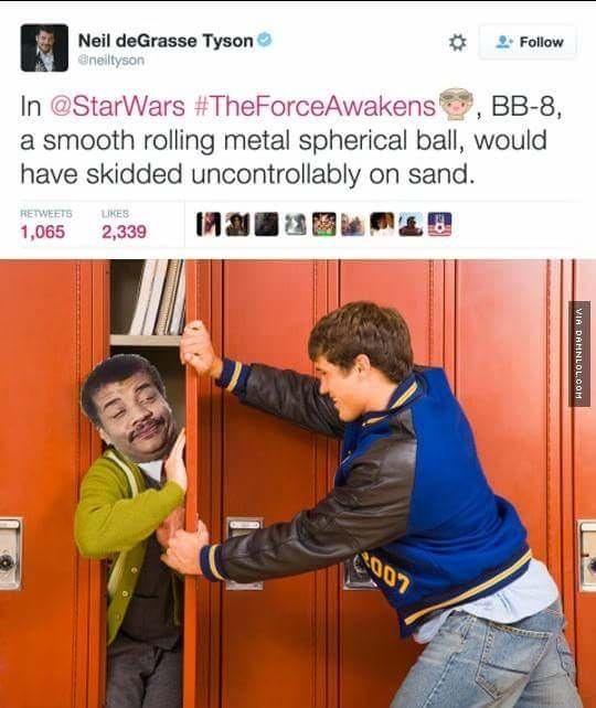 Fucking nerd - meme