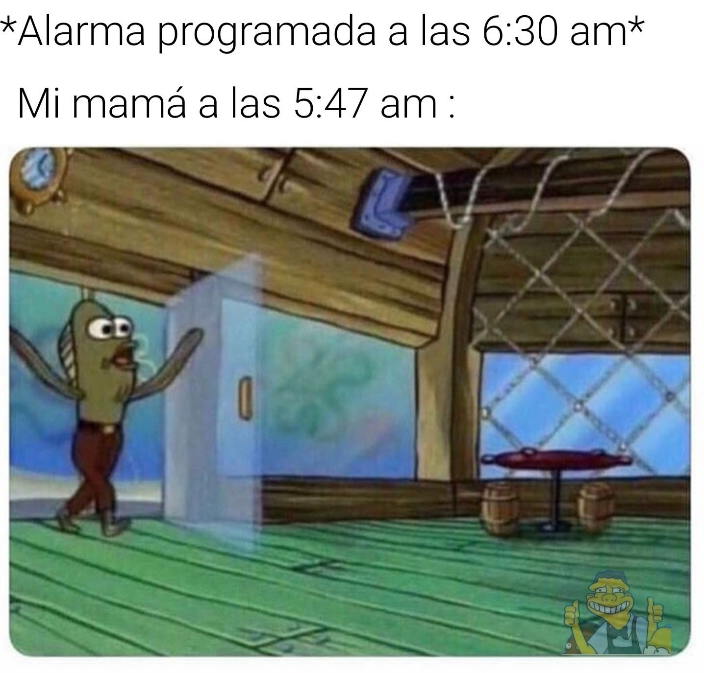 Todas las mamás siempre - meme