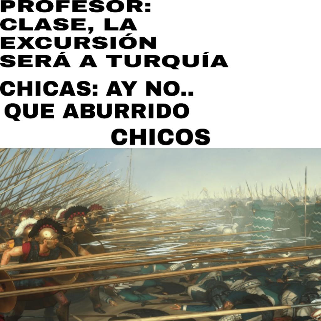 Batalla de Gaugamela - meme