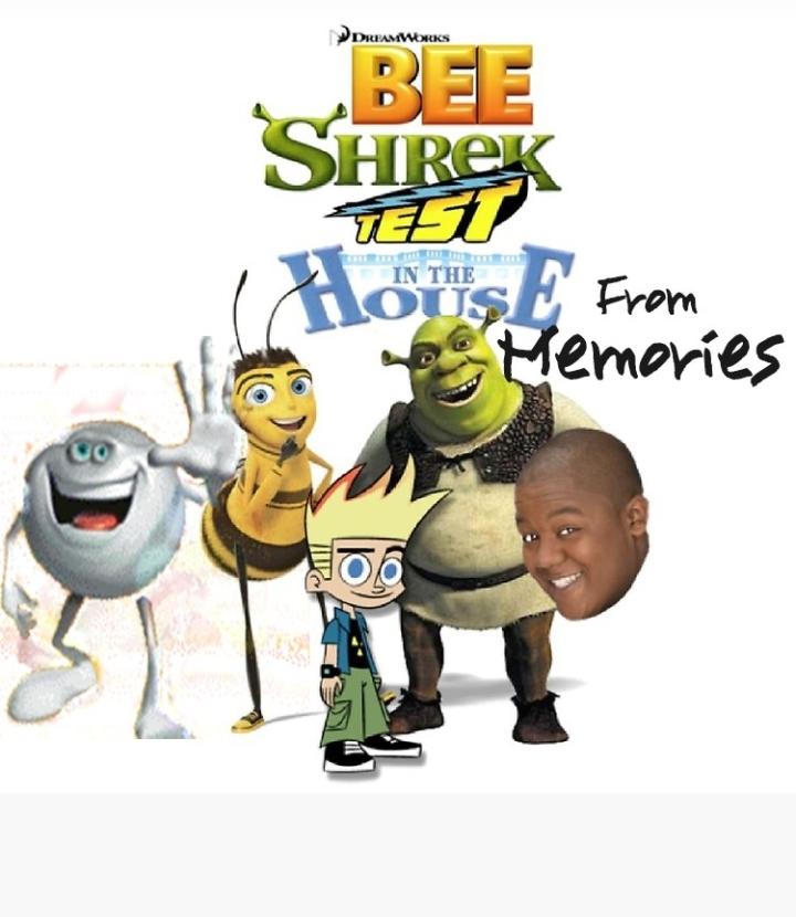 Confirmado-Bee sherk in the house x Marselo 2 - meme