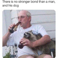 A man's best friend ( ͡° ͜ʖ ͡°)