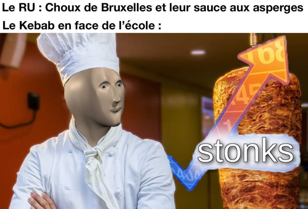 Neurchis de coupe de France des Écoles :) - meme