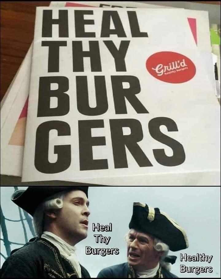 Fur burgers - meme