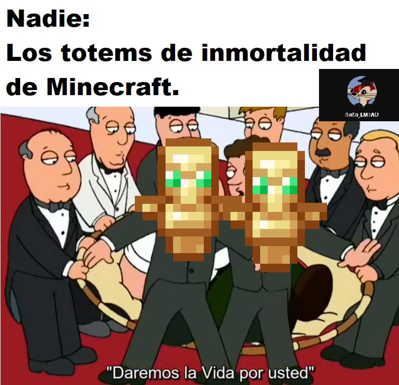 Totems - meme