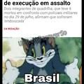 Bem vim ao Brasil