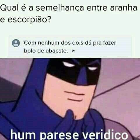 Abacate - meme