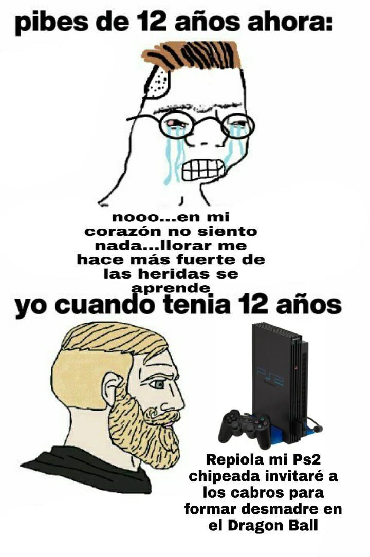 12 años - meme
