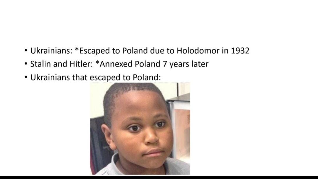 Holodomor - meme